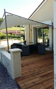 Chambre ds maison moderne au calme - Lisle