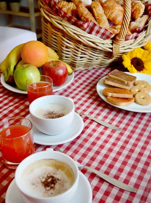 B b piani di bobbio cremeno pernottamento e colazione in for Piani colazione
