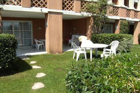 2 pièces jardin hauteur du village Cap Estérel G1 - Saint-Raphaël