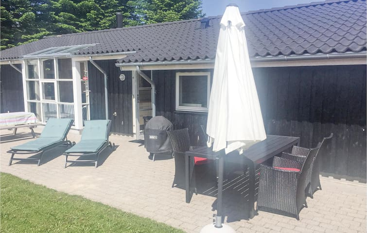 Holiday cottage with 3 bedrooms on 100m² in Fjerritslev