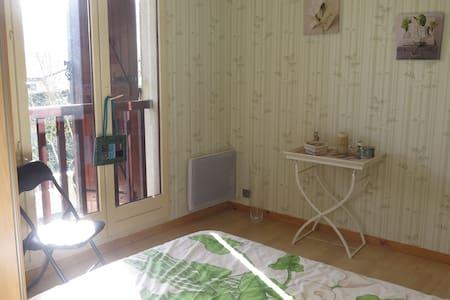 Chambre chez l'habitant à Lormont - Lormont - Bed & Breakfast