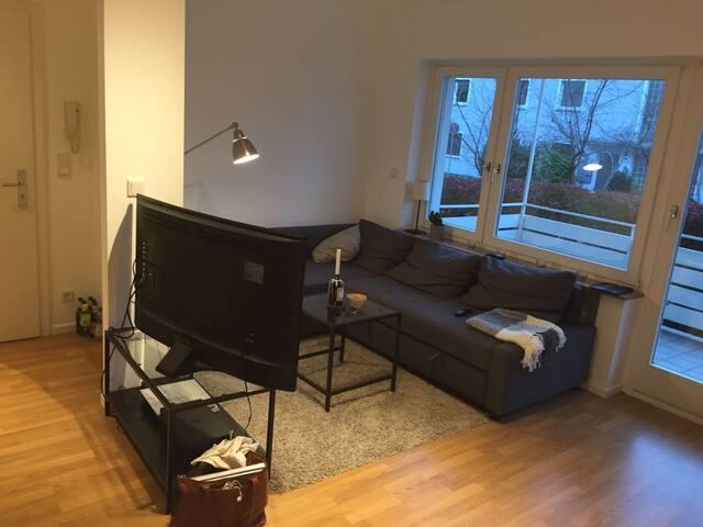 Schöne, moderne 2-Zimmer-Wohnung in Bad Homburg