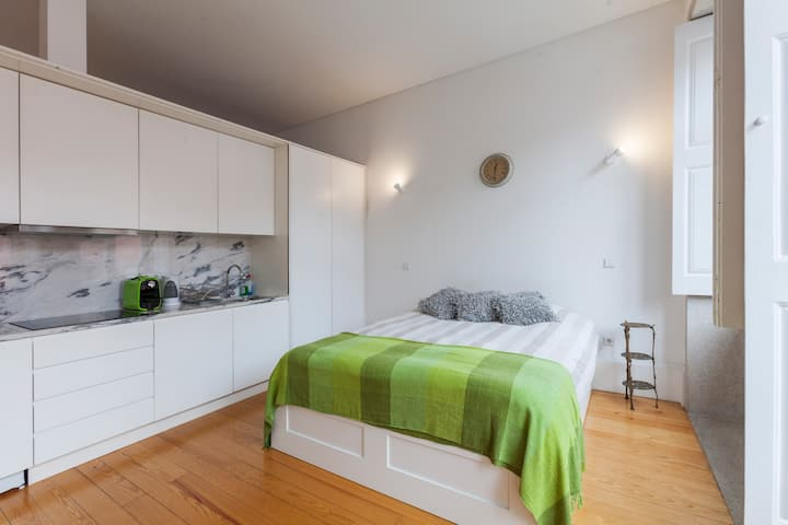 Charming Fontainhas flat