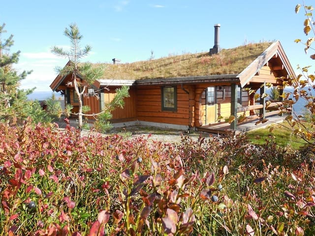 Cosy challet very close to slopes! - Trysil - Houten huisje