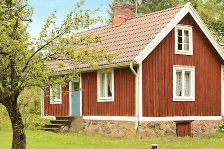 4 person holiday home in VISSEFJÄRDA