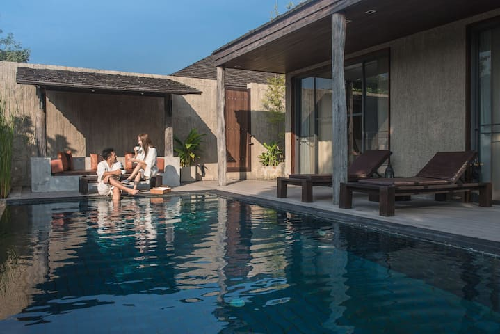 Romantic Pool Villa at Muthimaya Khaoyai
