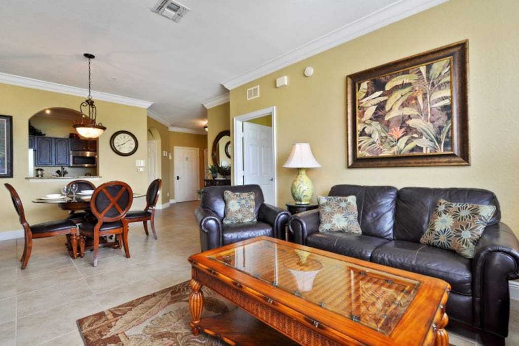 This stunning vacation condo is full of upscale luxury. Please look further as you will be impressed