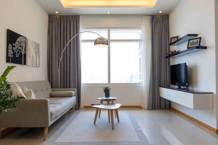 Saigon Pearl Fully Serviced luxury 2 Bedrooms