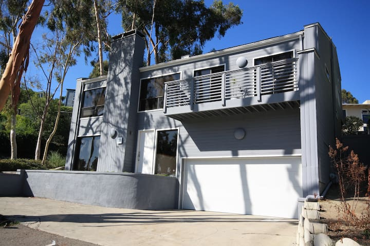 Laguna Beach Hillside Home