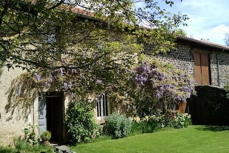 Chambre d'hôtes Le Pré de la Fouan - Le Brignon - Szoba reggelivel