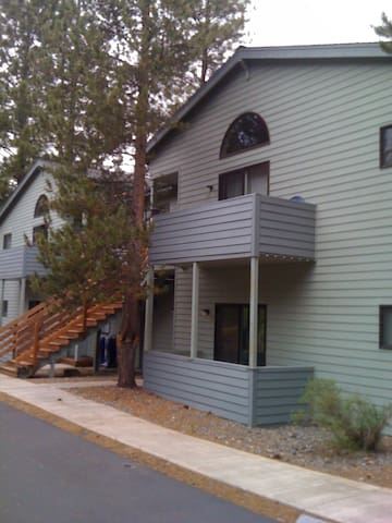 Comfortable Powder Village Condo in Sunriver OR - Санривер