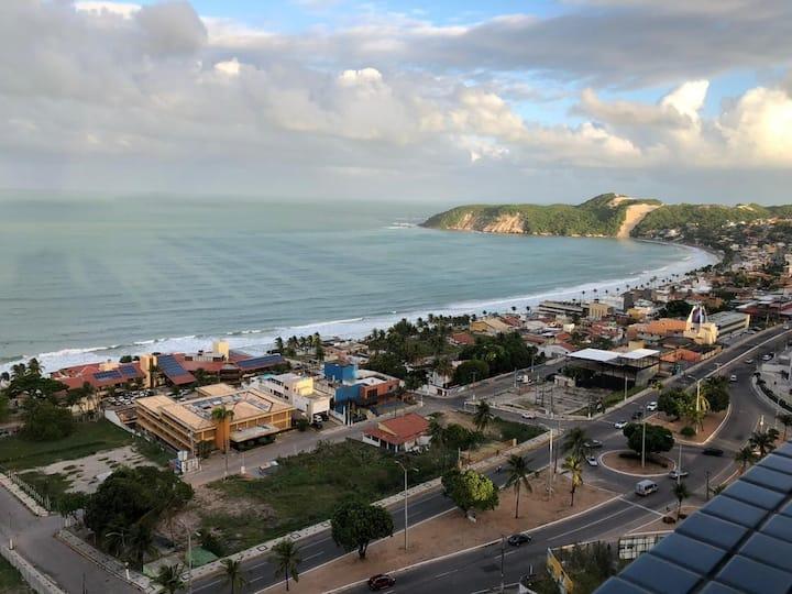 APTO PARADISE FLAT, melhor vista de Ponta Negra!!!