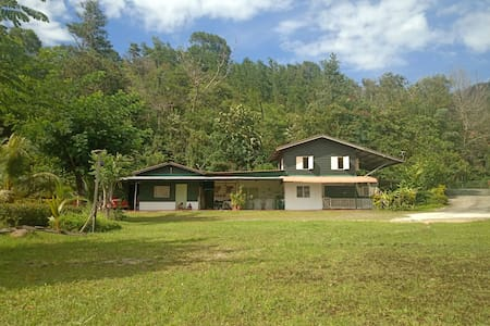 Noungan  Village homestay close to the big city