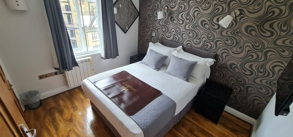 R301- Newly Furnished Small Double Room