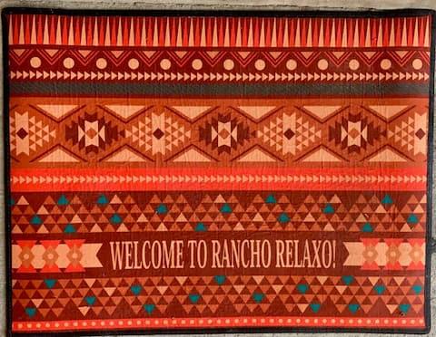 Rancho Relaxo! A Southwest styled Casita!