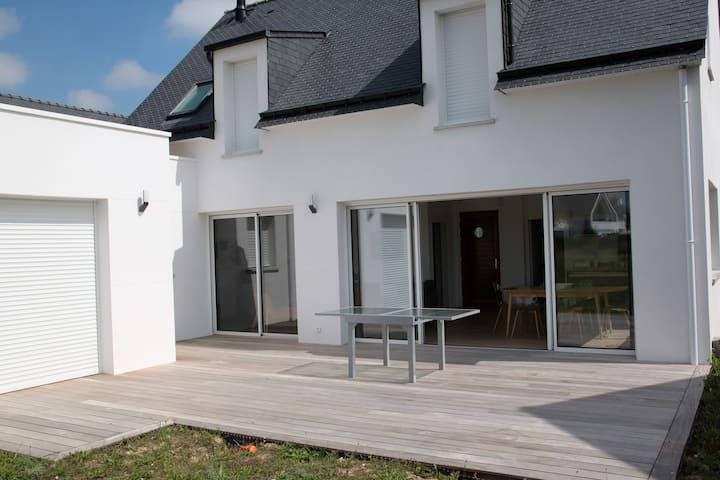 Maison presqu'île de Rhuys - Golfe du Morbihan