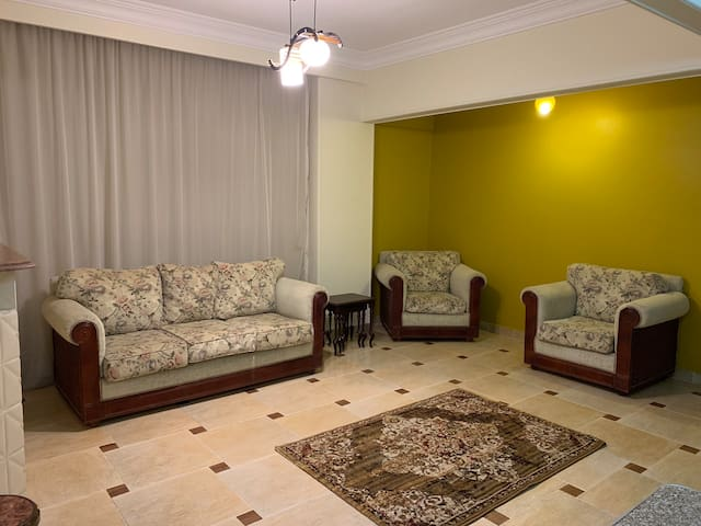 Luxurious apartment in the heart of New Cairo