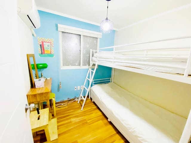 Aroha Guest house. Bunk beds room #16