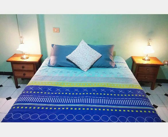 Bonita habitacion en Carrizal