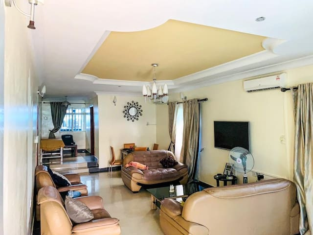 3 Bedroom Fully Furnished Bungalow