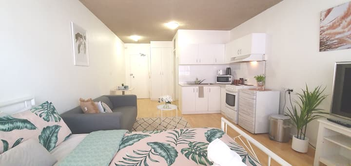 Budget Studio in the Sydney CBD area!