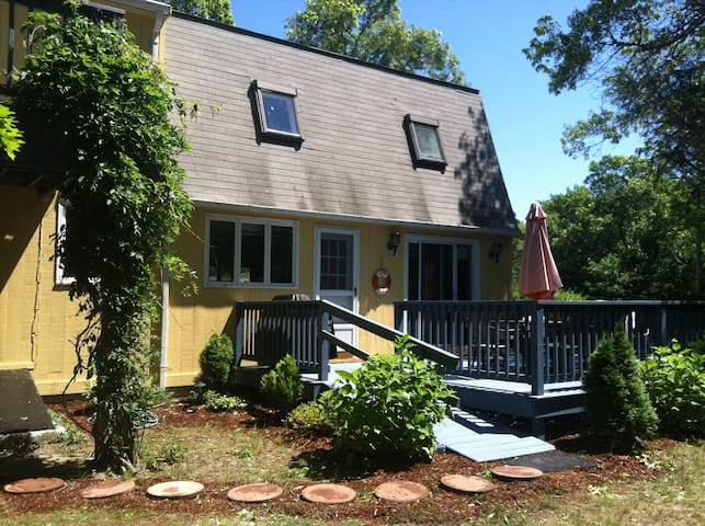 Unique Open Air Home in Hyannis!