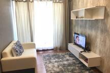 Condo The Trust Hua Hin Room Size 33 sq.m.