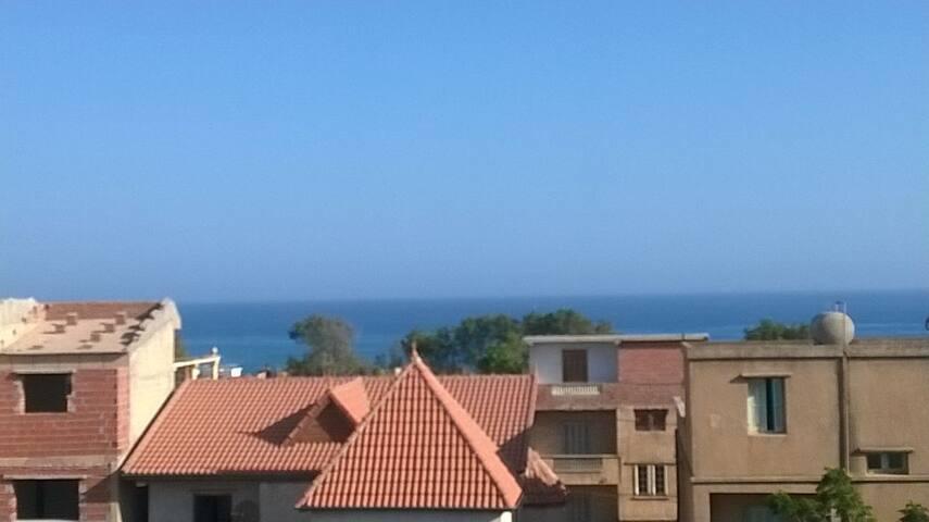 Location 2etg complet villa sur Zemmouri El Bahri.
