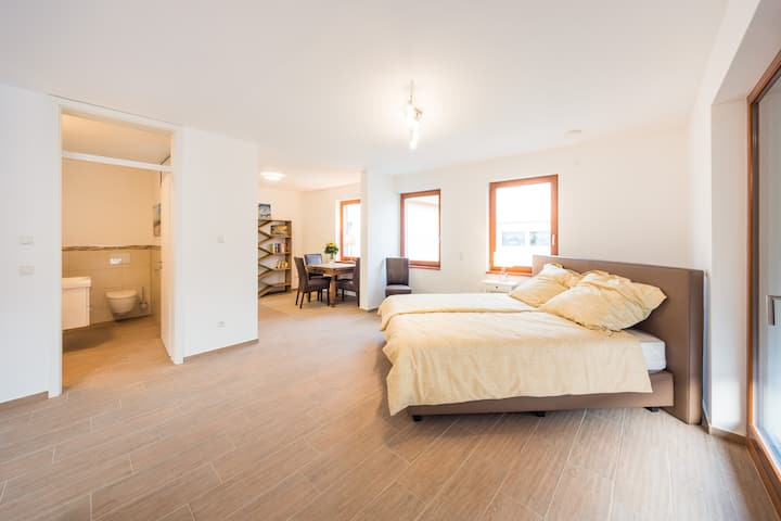 ELMIS Boardinghouse  Apartment Komfort XL ca. 47qm