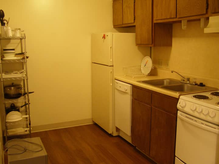 OSU North Campus Security Building 2BR Apartment#2