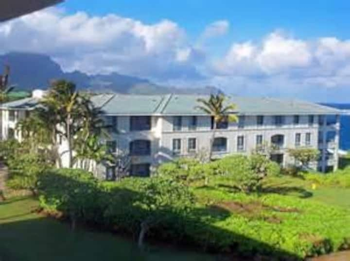 The Point at Poipu - Two Bedroom Partial Ocean View - DRI
