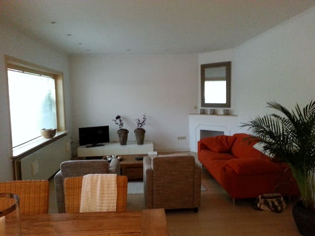 Complete appartment close to CS Hilversum - Hilversum - Apartment