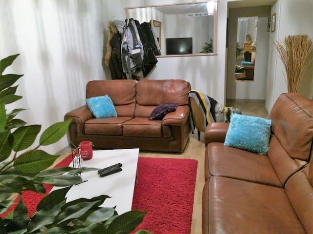 Chambre simple ou double - La Roche-sur-Foron