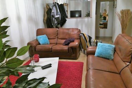 Chambre simple ou double - La Roche-sur-Foron - Appartamento