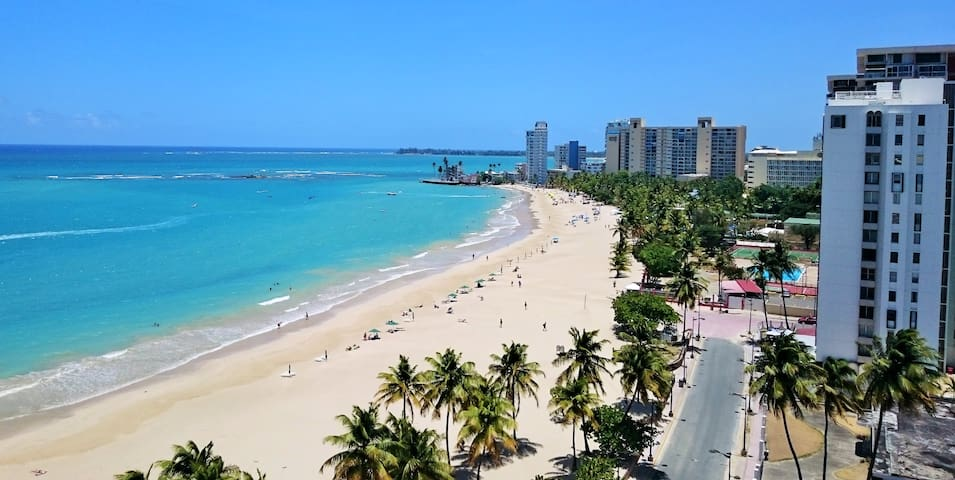 Isla Verde Studio Apartment Close to the Beach