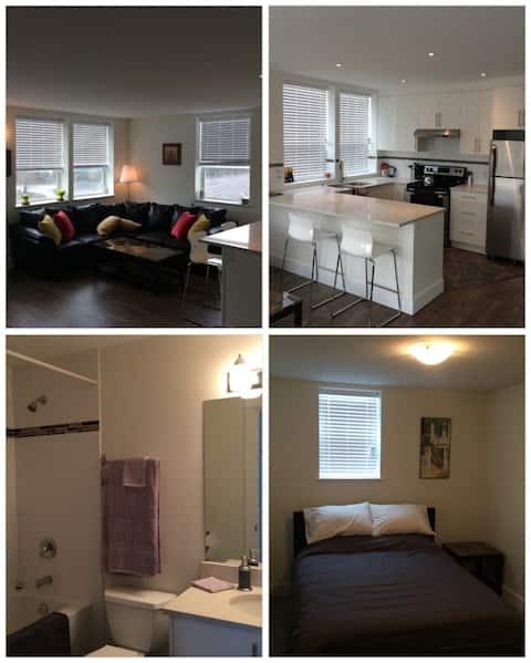 Sunny new apartment