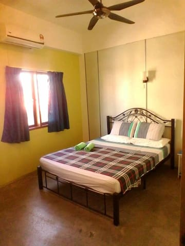 Vintage Inn @ Melaka - Double Bed Room with Fan