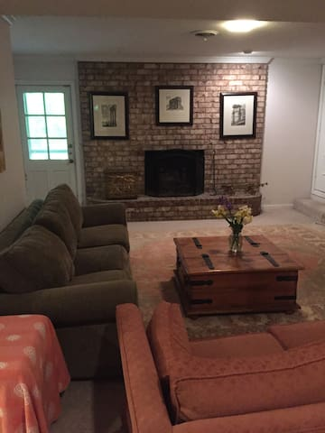 Cute, comfortable, and quiet apartment in Hixson - Chattanooga - Suíte de hóspedes
