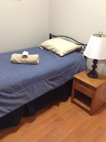 Single room close to downtown
