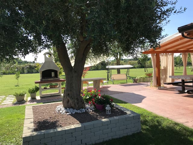 Ländliche Familiengericht, Verona und der Gardasee