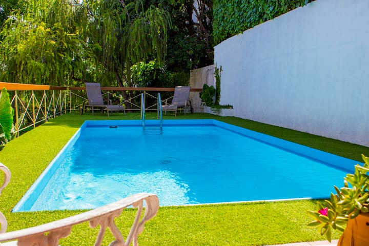 Pao's garden(Pool & WiFi)