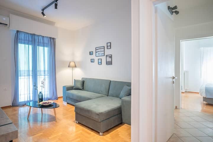 Modern design apartment near Acropolis 2