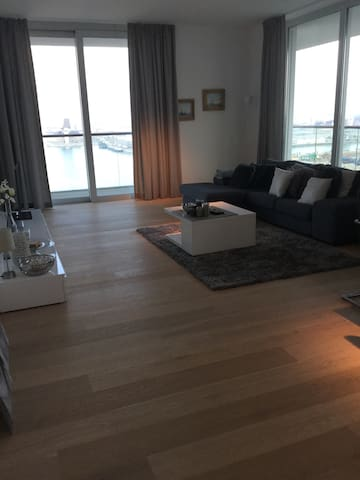 2bedroom Magnificient View MAS Near Centre Antwerp