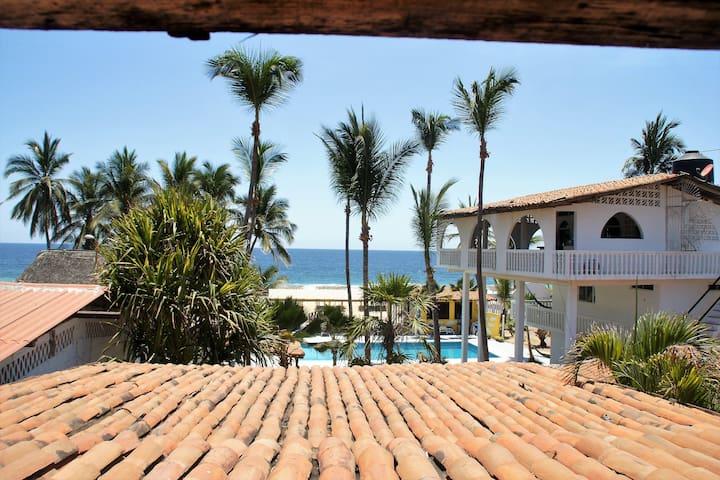 Villa Nirvana on the Beach #9