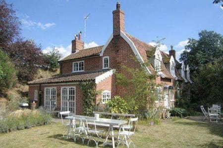 Escape to the Country!  Welcome to our Cottage