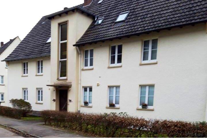 Stadtwohnung am Waldrand - am Steinmüllergelände