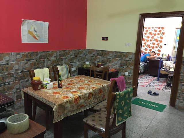 salleh's home - Basrah - Pis