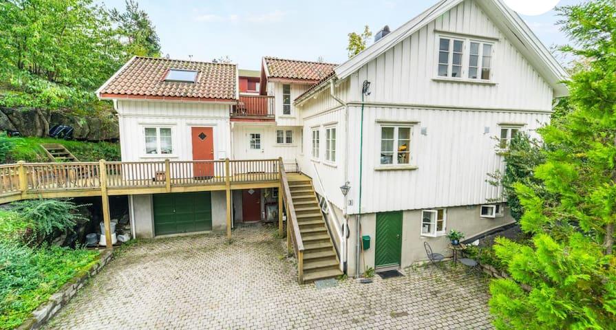 Vakkert og koselig anneks til leie i Kragerø