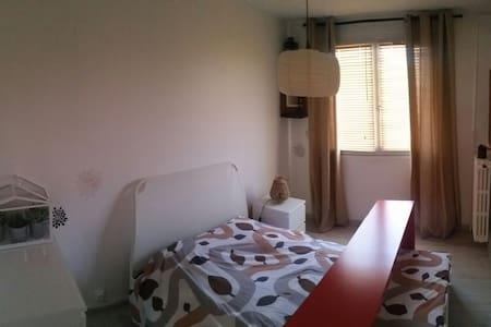 Chambre 2 dans appartement spacieux - Béthune - Departamento