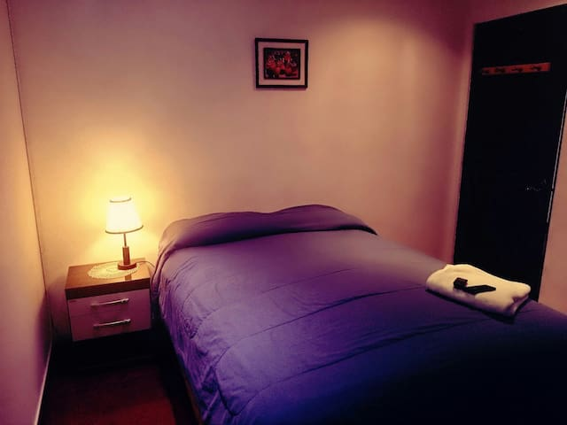 Doble bed - La Paz - Bed & Breakfast